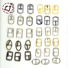 New arrived 30pcs/lot silver gun-black gold small Square round alloy metal shoes bags Belt  Buckles  DIY Accessory Sewing XK023