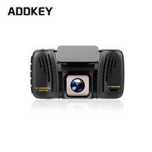 ADDKEY car dvr camera Novatek 96655 Sony IMX322 dvr dual lens night version dash cam FHD 1080P car dvrs Reverse image recorder