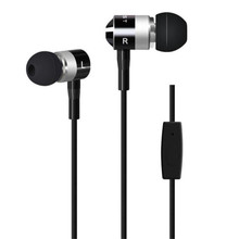 Hot! Universal 3.5mm In-Ear Super Bass Stereo Earbuds Dynamic Fashion Look Earphone Auricolare With Mic For Cell Phone Feb20