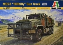 ITALERI 6513  1/35 Scale  M923 U.S.Armoured Gun Truck Plastic Model Building Kit