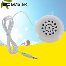 BCMaster Portable Mini 3.5mm Pillow Aux Portable Speaker Universal For iPhone/MP3/MP4 CD Players Radio(China)