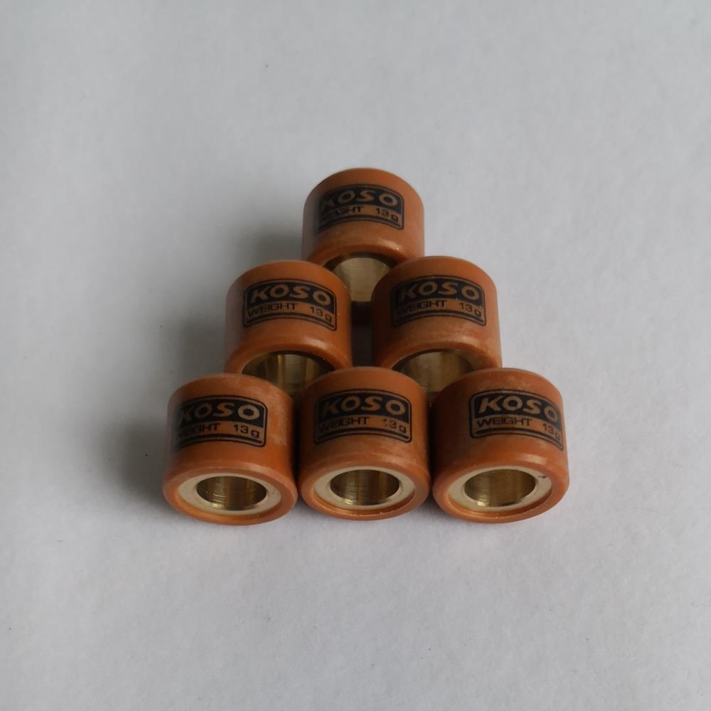 Roller set 18x14mm 1