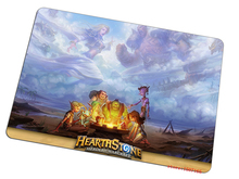 Hearthstone mouse pad Customized pad to mouse computer mousepad Natural rubber gaming padmouse gamer to laptop keyboard mats