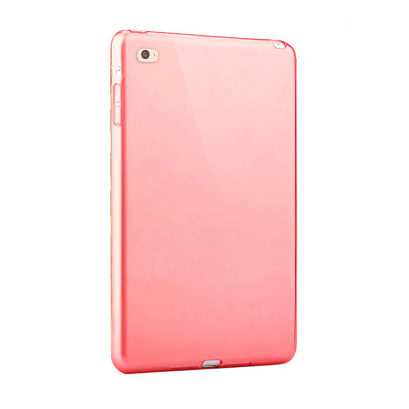Hot Selling New Clear TPU Gel Silicone Case Cover for iPad mini 4 Red Gift 1pcs Dec 9<br><br>Aliexpress