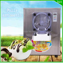 free ship CE New 2017 Desktop Commercial Ice Cream Making Machine,High Efficiency Soft Icecream Maker Machine Price