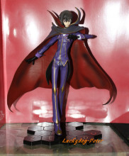 Action Figure Toys Code Geass Lelouch of the Rebellion 1/6 scale painted figure Lelouch Vie Britannia figure Anime(China)