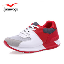 Buy IYOUWOQU Running shoes women Sneakers shoes 2017 New listing Summer Breathable Outdoor Sports Women trekking walking Shoes for $27.99 in AliExpress store