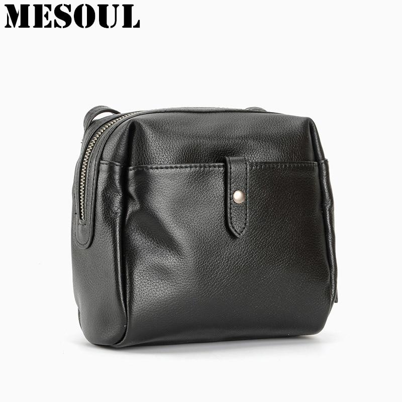 Womens Shoulder Bags Small Crossbody Bag Female High Quality Fashion Soft Genuine Leather Portable Travel Women Messenger Bag<br>