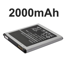 2000mAh EB-BG360CBC Mobile Phone Battery Use for Samsung Galaxy Core Prime / G3608 / G3606 / G3609