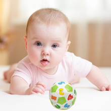 Soft Touch Ball Bell Digital Small Ball Help Baby Move Baby's Toys Children's Birthday Present