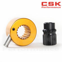 Auto Steering Wheel Splined Quick Release Hub IMCA UMP gold(China)