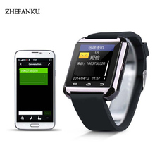 ZHEFANKU Bluetooth Smart Watch Waterproof  Smartwatch For All Phones Sedentary Alarm For IOS Android Phone