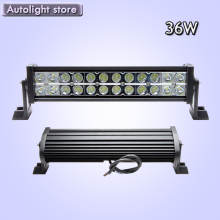 "2016 New Rage Waterproof IP67 72W 13.5"" Epsitar LED light bars driving light, Auto Off Road Drive Lamp Vehicles Lights 4WD 4X4"