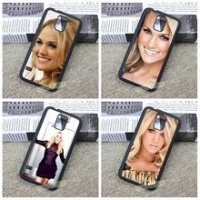 Carrie Underwood 4 fashion mobile case cover for Samsung galaxy S3 S4 S5 S6 S6 edge S7 S7 edge Note 3 Note 4 Note 5 *c214c