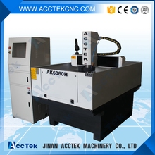 Factory price cnc machine for mold making, wood molding machine AKM6060H