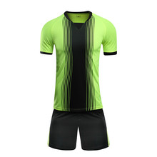 Buy 2018 Kids Boy Men Football Jerseys Kit Soccer Set Jersey Uniforms Futbol Training Suits Breathable Short Sleeve Print Customized for $11.70 in AliExpress store
