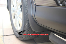 High Quality Polypropylene PP Mud Flaps Guard Mudguard Fenders Splash Flaps OEM Style For Honda CRV 2007 2008 2009 2010 2011