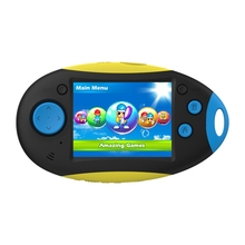 Oplayer MGS33501 Mini Handheld Game Console Controller 3.5 inch LCD TFT Screen Built-in 220 Games for Kids Best Gift Video Game(China)