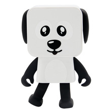 OnlyVogue Mini Bluetooth Speaker Smart Dancing Dog Speakers New Multi Portable Bluetooth Speakers Loudspeaker Creative Gift 2017(China)