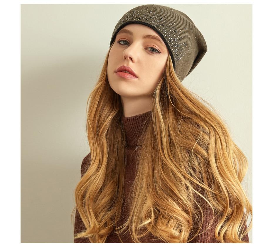 قبعات للنساء 10
