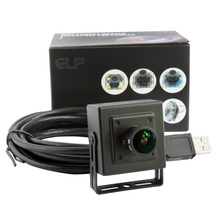 video camera  5MP MJPEG 15fps 2592X1944 170 degree fisheye Lens MI5100 UVC mini box USB Camera