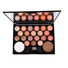novo brand 22 naked Color Eyeshadow Palette Professional Neutral Nude Eye Shadow Giltter Cosmetic Wholesale Makeup Palette Set