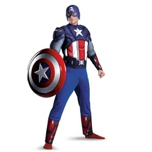 batman carnival adult costumes for men adult onesie animal carnaval for adults captain america costume muscle adult men women(China)