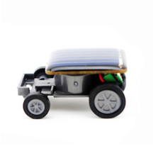 J248 Kids Favorite!!New Arrival Mini Solar Car Toy Minimum Car Model Children Education Enlighten Doll Wholesale