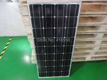 solar panel 200w monocrystalline solar panel 100w 2pcs for solar home kit CE, TUV RoHS Certification