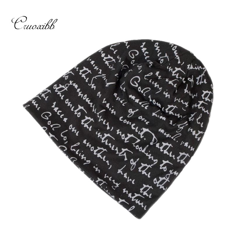 2016 New arrival skullies and beanies women letters fashion beanies for men unisex trendy casual hip-hop winter warm hatÎäåæäà è àêñåññóàðû<br><br><br>Aliexpress