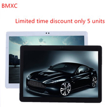 Free Shipping Limited time discount 10.1 inch Android7.0 Quad Core Tablet PC 3G WCDMA smartphone1280x800 HD 1GB 16GB Wifi tablet(China)