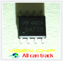 20pcs AO4407A  4407A   MOSFET(Metal Oxide Semiconductor Field Effect Transistor)