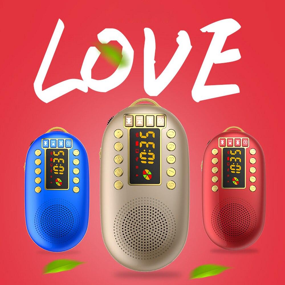 E2958-mini FM radio-1