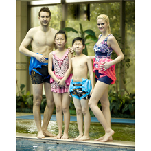 Kids Adults Inflatable Swim Vest Swimming Circle Ring Float Swim Arm Rings Life Vest for Swim Learner(China)