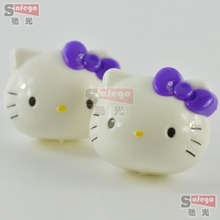 1 Pair Car Air Freshener Hello Kitty Air Freshener Perfume Diffuser for Auto Car Perfume Holder Plastic Air Freshener