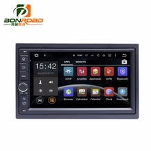 "Bonroad 7"" 2Din 1024*600 Android 5.1.1Ram 1G Car Stereo PC Tablet Universal For Nissan Golf GPS Navi Radio Audio Player(No DVD)"