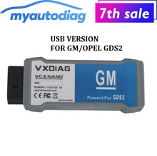 VXDIAG VCX NANO for GM/OPEL GDS2 Diagnostic Tool and TIS2WEB Diagnostic/Programming System better than Tech2 Scanner and MDI
