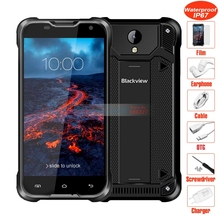 "in stock! Original Blackview BV5000 4G LTE Waterproof MTK6735 5"" HD Quad Core Android 5.1 Mobile Cell Phone 2GB RAM 16GB ROM 8MP"
