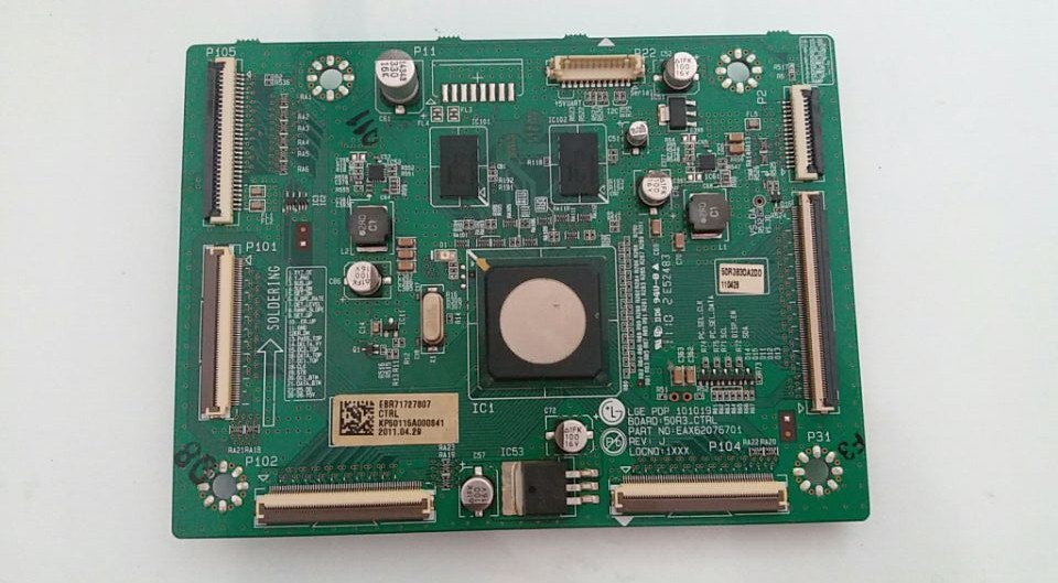 EAX62076701 EBR71727801 Good Working Tested <br>