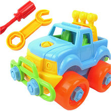 Funny DIY Disassembly Car Truck Developmental Toddler Baby Girls Boys Toy Gift Children Toys