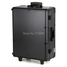 makeup box with legs comestic case cosmetic trolley case