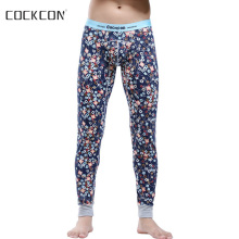 Brand Cockcon Men Long Johns Cotton Thermal Underwear Mens Leggings Sexy Warm Underpants