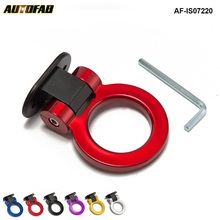 Universal ABS Dummy Towing Hook Stylish Car Accessories Design Hooks Car Tuning AF-IS07220(China)