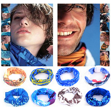 magic Headband Scarf Winter Face Mask Cap Sun Bicycle Bandanas