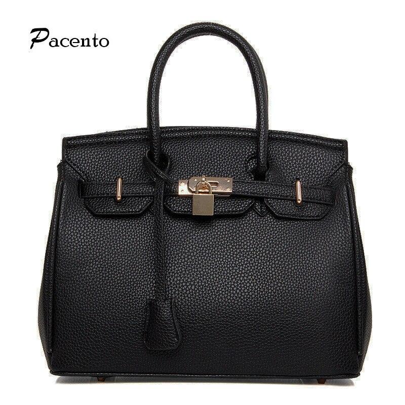 Designer Bags Handbags Women Famous Brands Messenger Bags Leather Platinum Bag Bolsos Sac A Main Femme De Marque Pochette Logo<br><br>Aliexpress