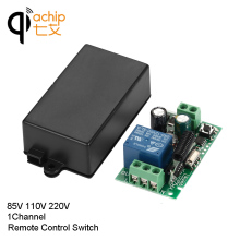 433 MHz AC 85V 110V 220V 1 CH Wireless Remote control Receiver Relay switch module Ceiling LED Light Lamp controller 433.92 MHz