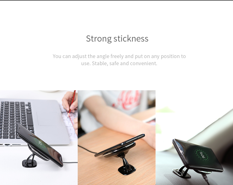 Car accessories Universal Qi Wireless Charger Magnetic Mobile Phone holder stand USB Car Holder for iphone 5s se 6 Samsung s6 s7