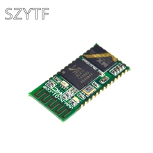 10pcs/lot  HC-05 Bluetooth serial adapter module from one group CSR 51 microcontroller