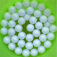 Wholesale Golf Floating Balls Golf exercise balls special for Golf practice field(China)