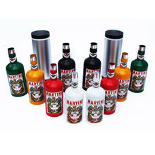 Multiplying Passe Passe Bottles (10 Set) Made Famous by the Great Tommy Cooper!multicolour stage,magic tricks,gimmick